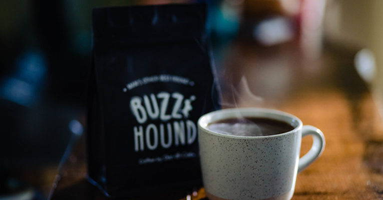 Buzz Hound Coffee: in support of animal shelter dogs & cats
