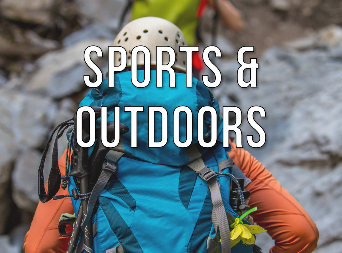Sports and Outdoors – Page 2 – Favored Goods