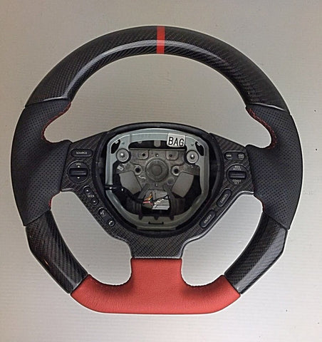 Nissan GTR Carbon Fiber Steering Wheel
