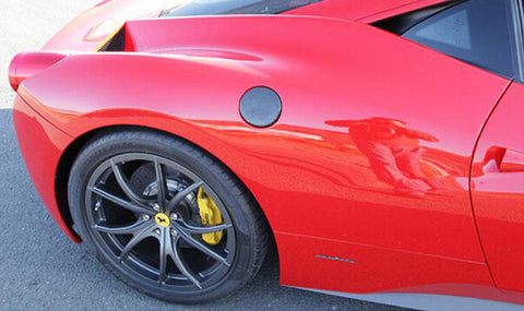 Ferrari 458 Klass Carbon Fiber Gas Cap Cover