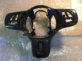 Mitsubishi EVO X Carbon Fiber Faceplate Replacement