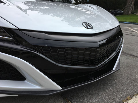 2017 NSX Carbon Fiber Nose Beak Replacement