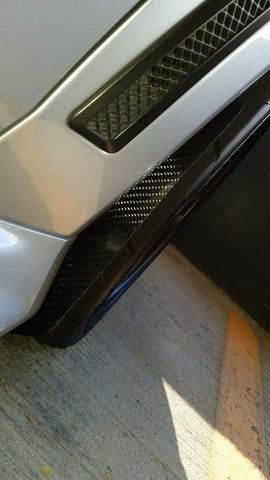 Mitsubishi EVO X Carbon Fiber Rock Guardz