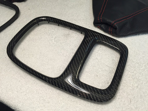 s2000 Carbon Fiber Shift Garnish Surround for AP1