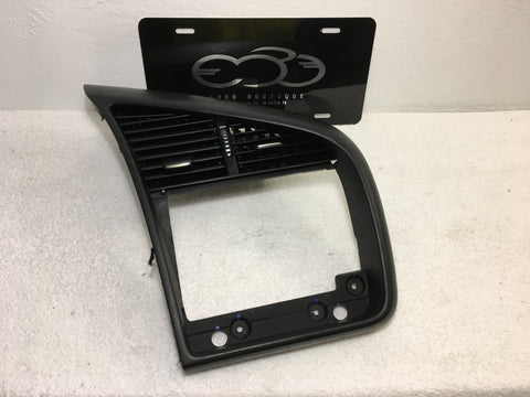 Audi R8 Carbon Fiber Radio Surround Bezel