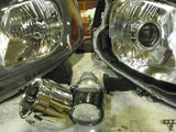Custom Headlight Work