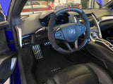 2017 NSX Upgraded Carbon Fiber Paddle Shift Levers