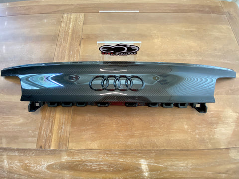 Audi R8 Gen2 Carbon Fiber Trunk Lid Replacement
