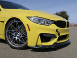BMW KLASS Carbon F80 F82 M3 M4 CF front Upper Stage I Splitters