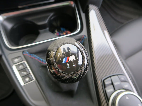 Wrx Performance Parts >> BMW F8x M2/M3/M4 Carbon Fiber Shift Knob + Alcantara Shift ...
