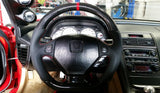 NSX OEM Carbon Fiber Flat Bottom Steering Wheel (1991-2005 NSX)
