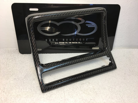 NSX Carbon Fiber JDM NAV POD Surround