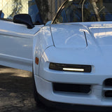 NSX OEM Bumper Lenses in clear or smoked finish (91-2001)