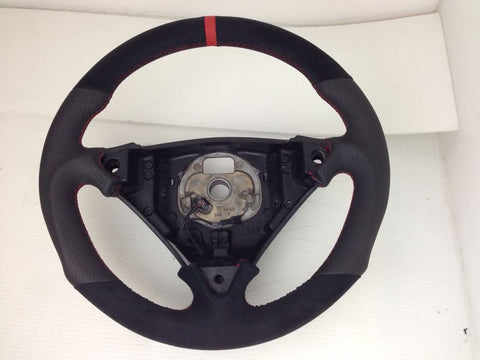 Porsche Cayenne Thicker Grip Suede wheel