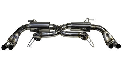 Audi R8 V8 4.2L Resonated Exhaust