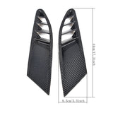 Ferrari 458 Klass Carbon Front Bumper Air Vents