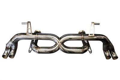 Audi R8 V8 4 2l Straight Pipe Exhaust Euroboutique Us