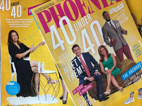 Founder Ilsa Manning selected for PHOENIX Magazine's inaugural 40 Under 40 list