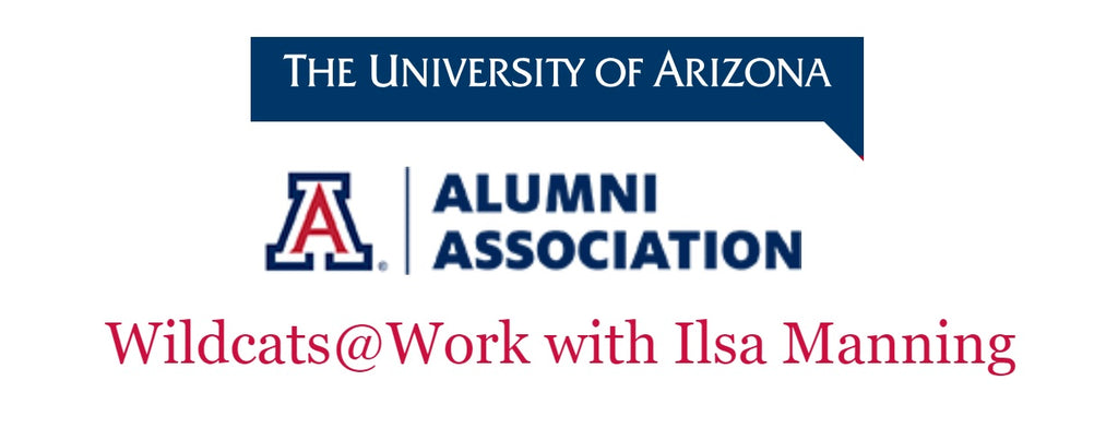 Founder Ilsa Manning featured on Wildcats@Work