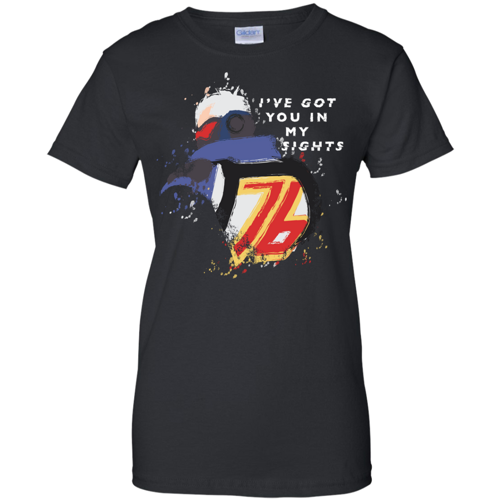 Overwatch Shirt Seventy-Six Watchauto