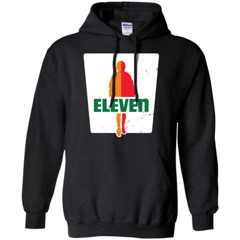 Stranger Things 0-Eleven Thingsauto Hoodie