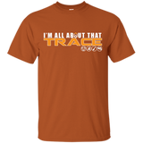 Overwatch Shirt Overwatch Tracer - All About That Trace (Dark) Watchauto