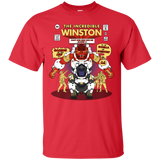 Overwatch Shirt The Incredible Winston Watchauto