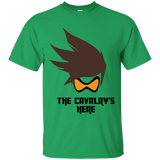 Overwatch Shirt The Cavalry'S Here - Light Watchauto