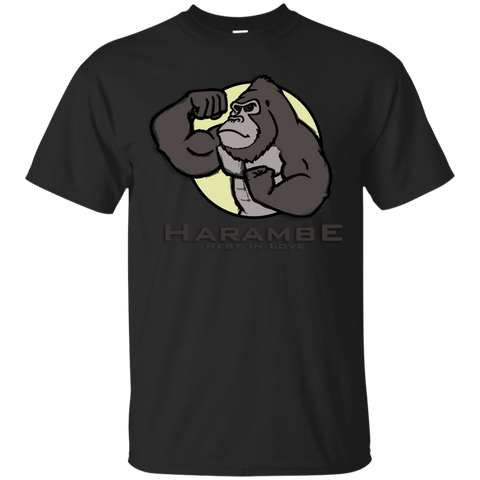 #1 Harambe Cartoon Harambeauto