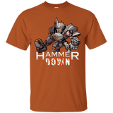 Overwatch Shirt Overwatch - 16-Bit Reinhardt Quote Watchauto