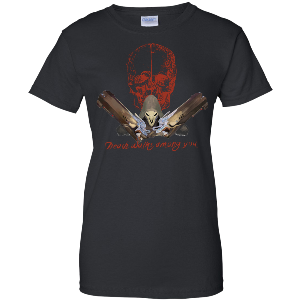 Overwatch Shirt Reaper 827 Watchauto