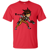 Overwatch Shirt Tracer Pixel Name Watchauto