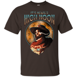 Overwatch Shirt It'S Always High Noon Watchauto