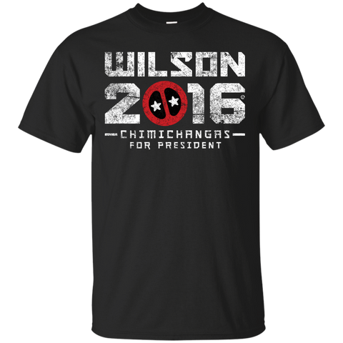 Another Wilson 2016, This Time It'S Chimichangas Presidentauto