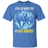 Overwatch Shirt Ryuu Ga Waga Teki Go Fuck Yourself Watchauto