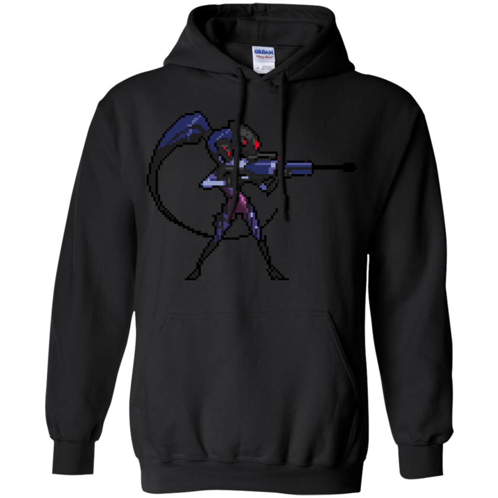 Overwatch Shirt Overwatch - 16-Bit Widowmaker Watchauto
