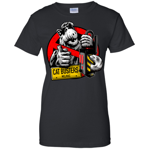 Catbusters Extermination Service Of Melmac Busterauto Shirt