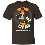 Overwatch Shirt Tracer 103 Watchauto