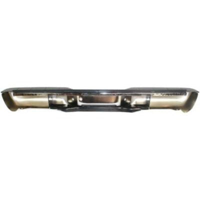 OEM Replacement Rear Bumper (With license plate provision) for Chevy Suburban Tahoe GMC