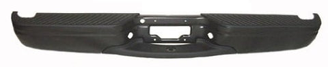 OEM Replacement Rear Bumper (Brackets Included) for Ford F-150