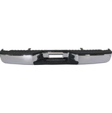 OEM Replacement Rear Bumper for NISSAN TITAN 04-09
