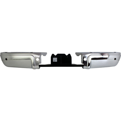 OEM Replacement Rear Bumper (With Accessories) for Ford Pickup / Ford Super Duty