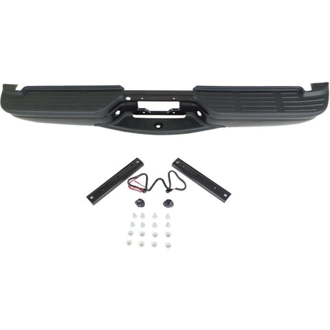 OEM Replacement Rear Bumper (With Accessories) For Ford Super Duty (250, 350, 450, 550)
