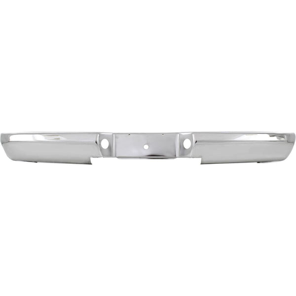 OEM Replacement Rear Bumper (With license plate provision) for Ford Ranger 1998-2011