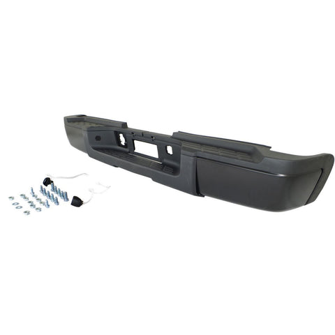 OEM Replacement Rear Bumper (With license plate provision) for GMC / Chevrolet
