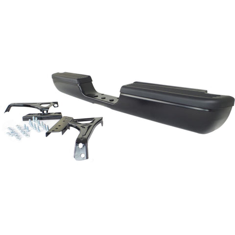 OEM Replacement Rear Bumper (With Accessories) for Dodge