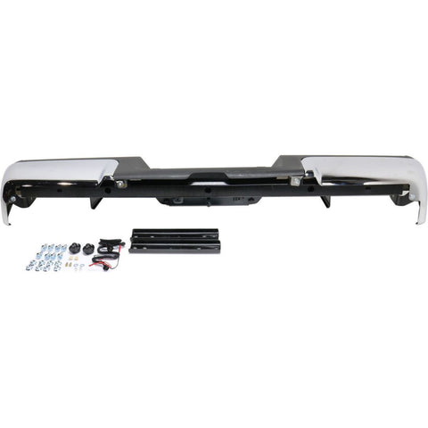OEM Replacement Rear Bumper for Ford F-250 F-350 F-450 F-550 Super Duty