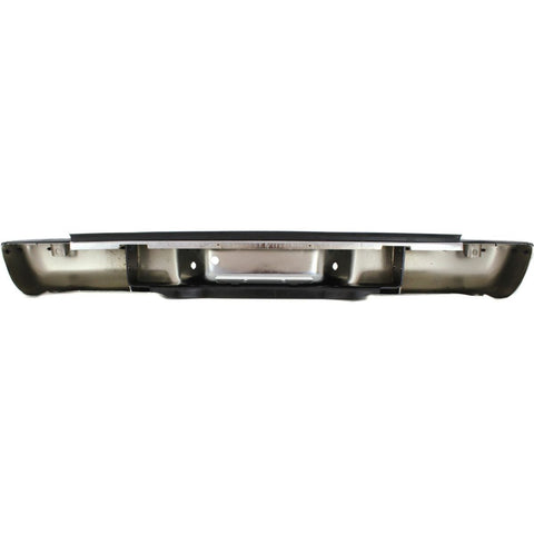 OEM Replacement Rear Bumper for Chevrolet / GMC