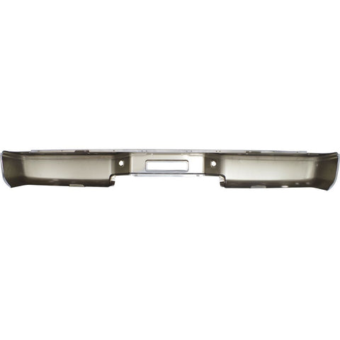OEM Replacement Rear Bumper for Nissan Titan 07-15