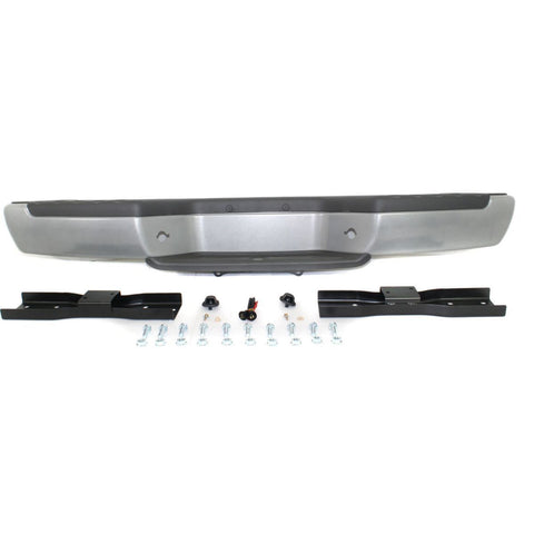 OEM Replacement Rear Bumper for Nissan Frontier 2001-2004